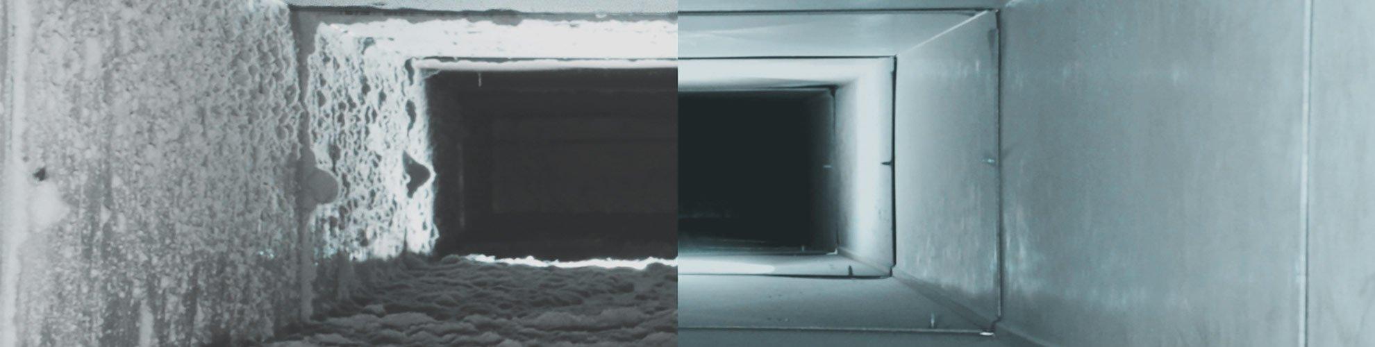 Услуга Чистка вентиляции в многоквартирном доме