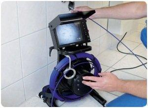 проведение видеодиагностики вентиляционной системы