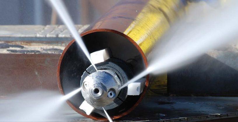 Услуга Прочистка водопроводных труб