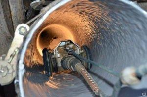 видеодиагностика канализационных труб в Москве