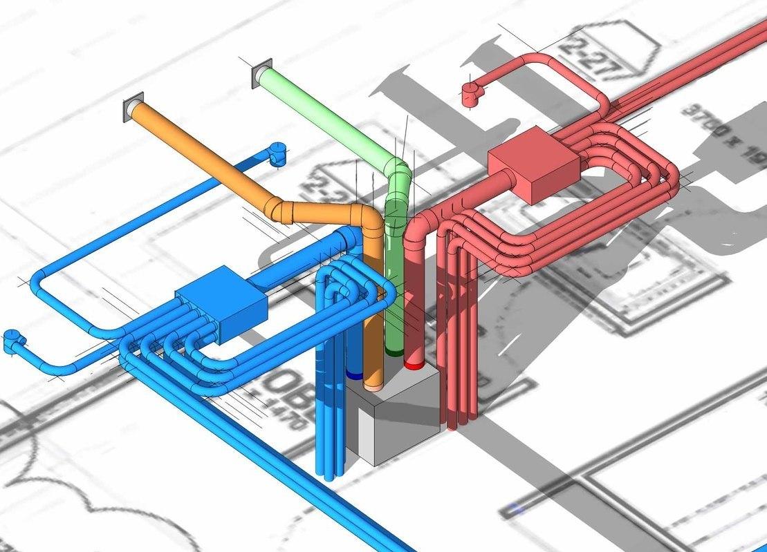 проект для монтажа промышленной вентиляции в Москве