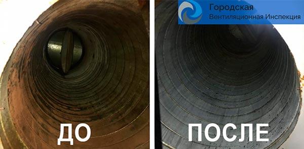 очистка и дезинфекция систем вентиляции в Москве